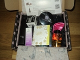 Glossybox Anniversary Edition May 2012