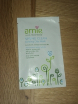 amie Spring Clean Cooling Clay Mask