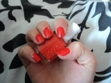 Essie – Orange, It's Obvious