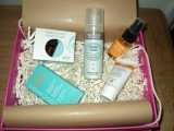 Glossybox Exclusive Edition Think Pink Box