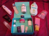 July 2013 Empties