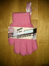 Soap & Glory Exfoliating Scrub Gloves